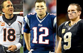 Which NFL quarterback are you