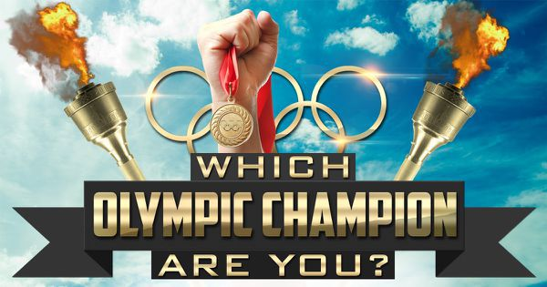 Which Olympic Champion Are You?
