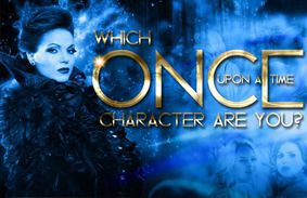 which once upon a time character are you