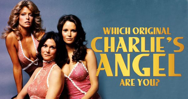 Which Original Charlie's Angel Are You?