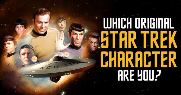Which Original Star Trek Character Are You?