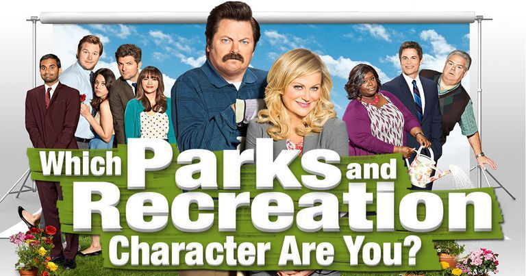 which parks and recreation character are you