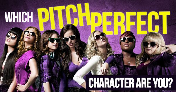 """Which """"Pitch Perfect"""" Character Are You?"""