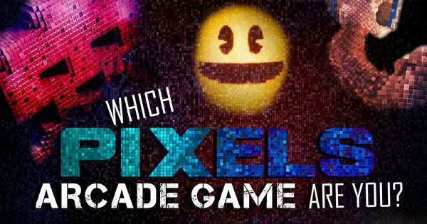 "Which ""Pixels"" Arcade Game Are You?"