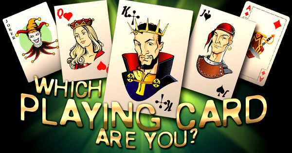 Which Playing Card Are You?