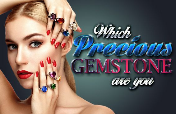 Which Precious Gemstone Are You?