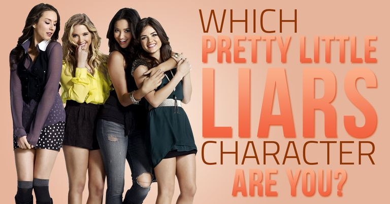 which pretty little liars character are you