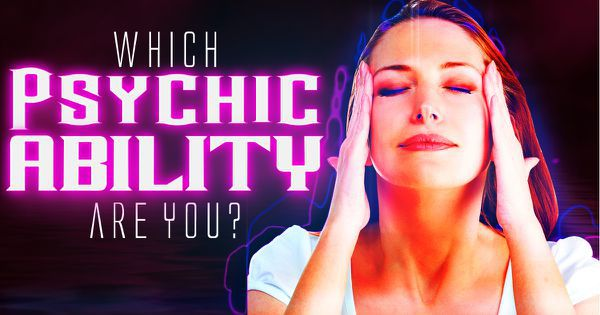 Which Psychic Ability Are You?