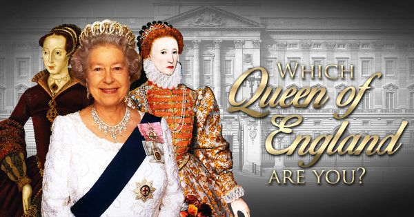 Which Queen Of England Are You?