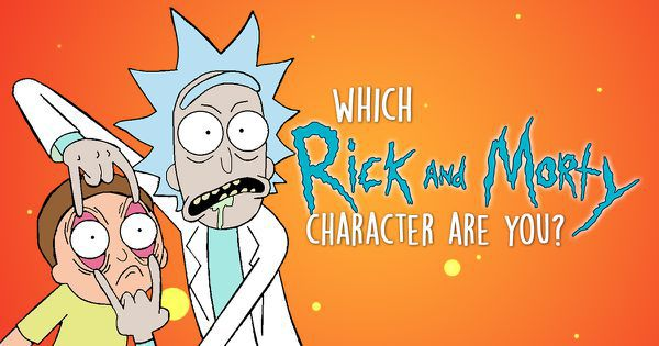 The Rick and Morty Quiz! Which Character Are You?