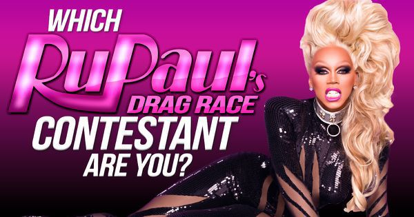 "Which ""RuPaul's Drag Race"" Contestant Are You?"