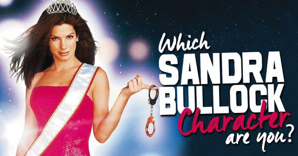 Which Sandra Bullock Character Are You?