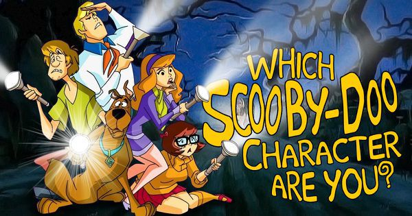 which scooby-doo character are you
