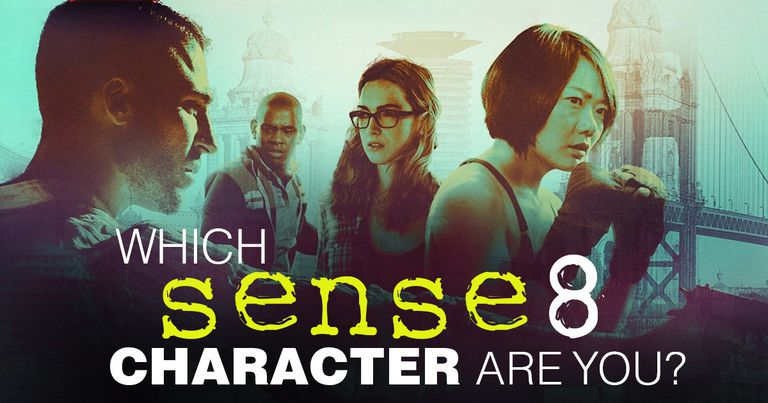 """Which of the """"Sense8"""" Characters Are You?"""