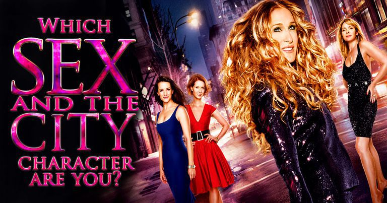 which sex and the city character are you