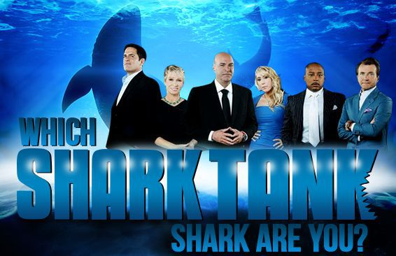 Which Shark Tank Shark Are You?