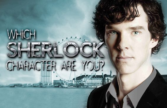 which sherlock character are you