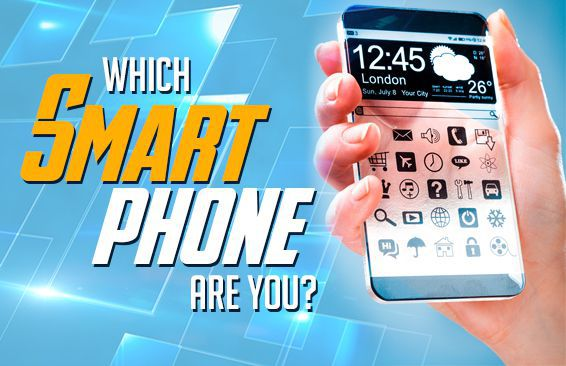 Which Smartphone Are You?