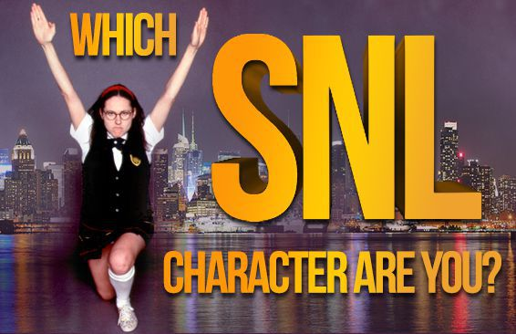 Which SNL Character Are You?