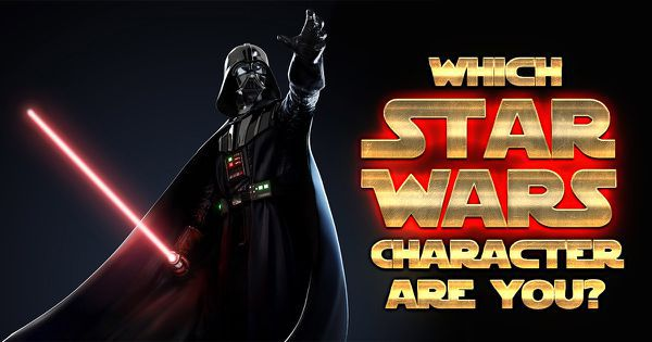 Which star wars character are you