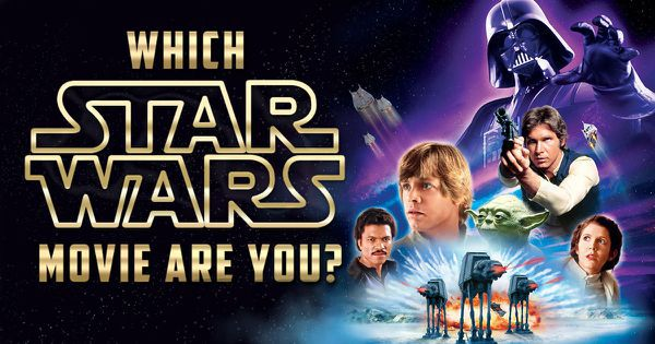 "Which ""Star Wars"" Movie Are You?"