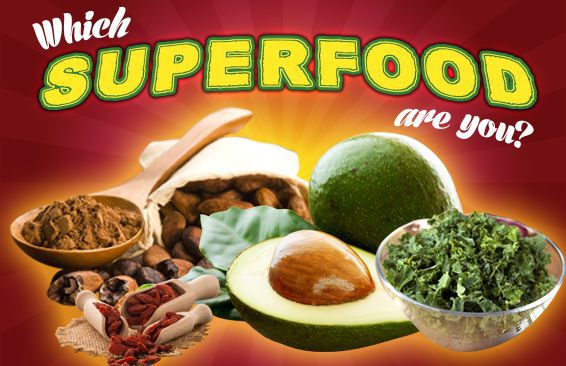 Which Superfood Are You?