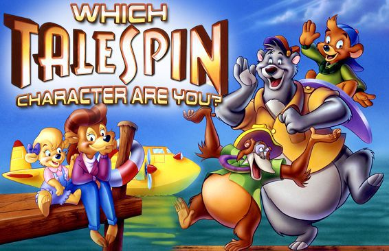 Which TaleSpin Character Are You?