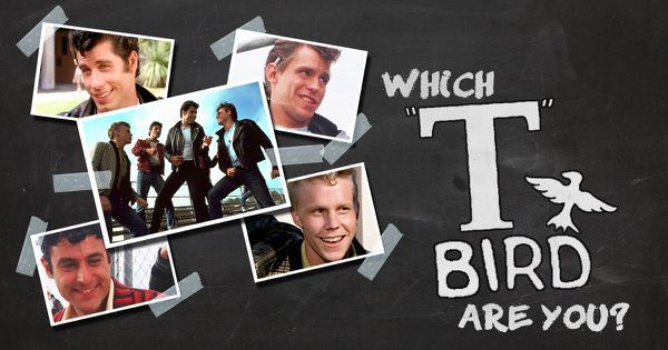 Which T-Bird Are You?