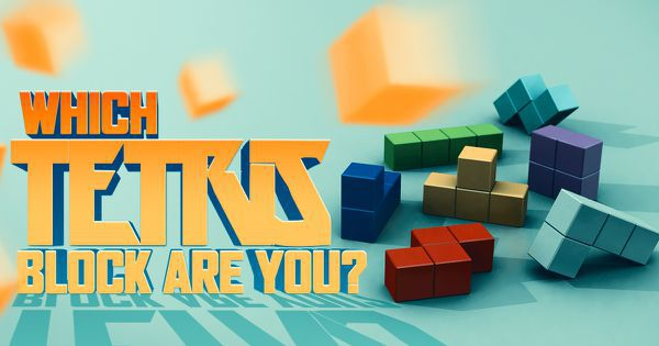 Which Tetris Block Are You?