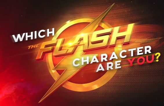 "Which ""The Flash"" Character Are You?"
