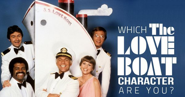 "Which ""The Love Boat"" Character Are You?"