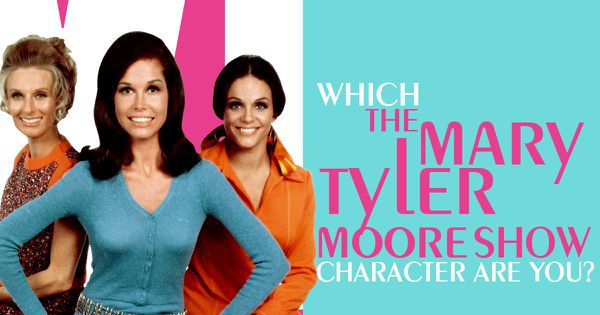 "Which ""The Mary Tyler Moore Show"" Character Are You?"