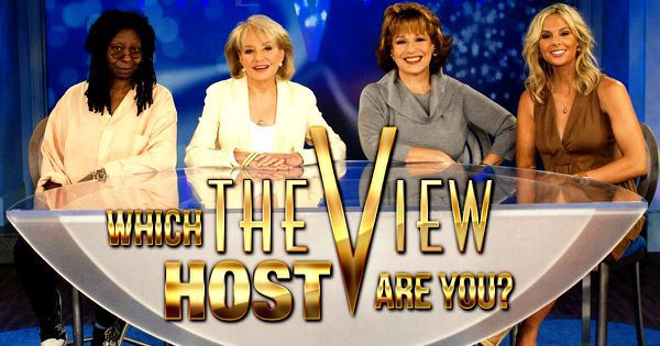 "Which ""The View"" Host Are You?"
