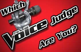 Which The Voice Judge Are You?
