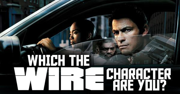 "Which ""The Wire"" Character Are You?"