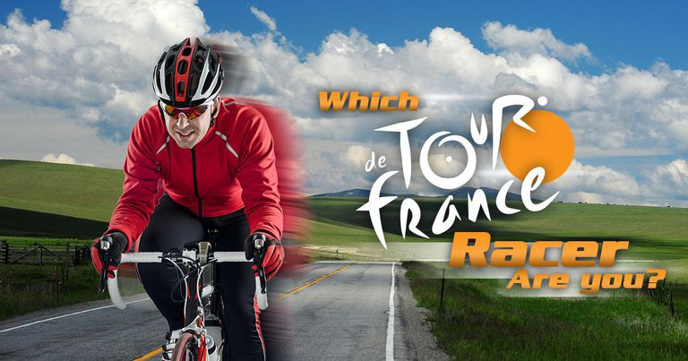 Which Tour de France Racer Are You?
