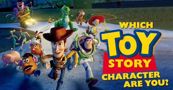 "Which ""Toy Story"" Character Are You?"