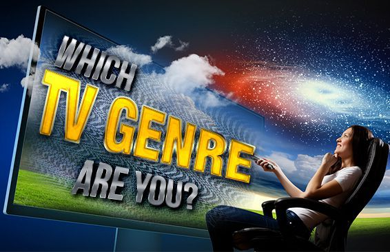 Which TV Genre Are You?