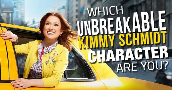 "Which ""Unbreakable Kimmy Schmidt"" Character Are You?"
