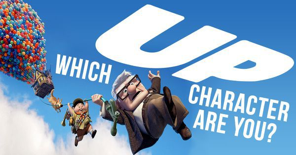 "Which ""Up"" Character Are You?"