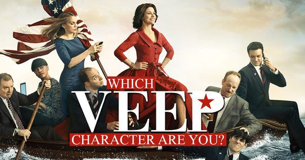 "Which ""Veep"" Character Are You?"
