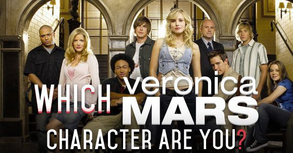 "Which ""Veronica Mars"" Character Are You?"