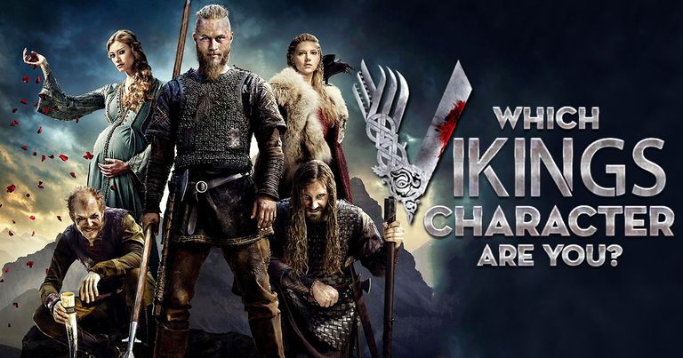 which vikings character are you