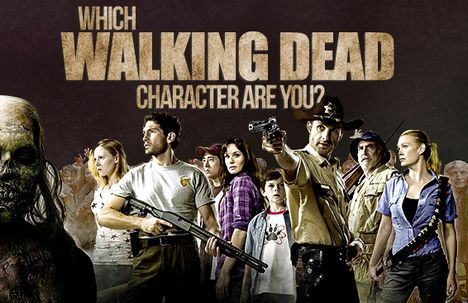Which Walking Dead Character Are You?
