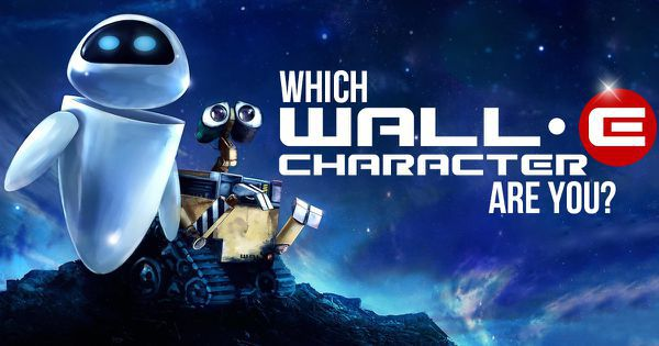 "Which ""WALL-E"" Character Are You?"