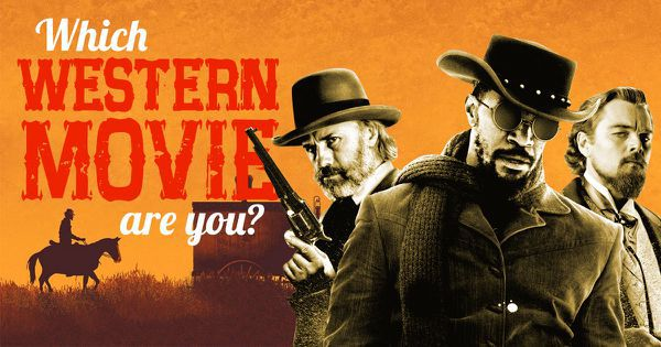 Which Western Movie Are You?