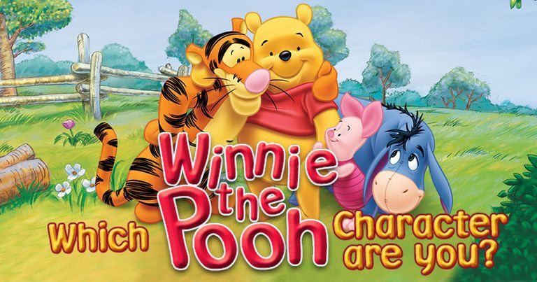 Which Winnie the Pooh Character Are You?
