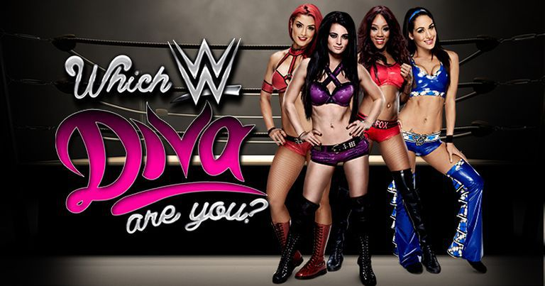 which wwe diva are you