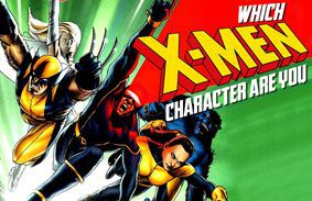 which x-men character are you