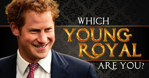 Which Young Royal Are You?